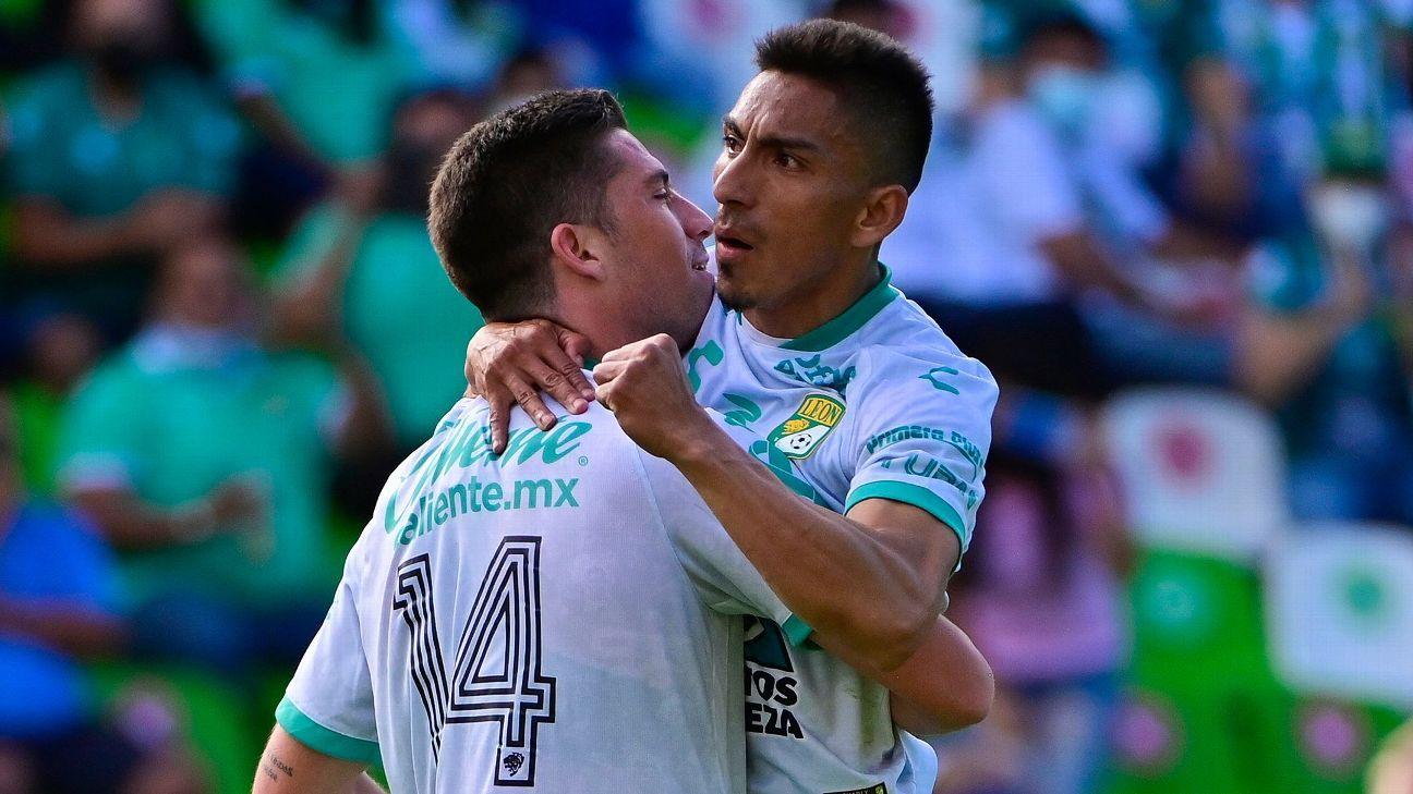Leon vs Tijuana Game Report July 31 2021