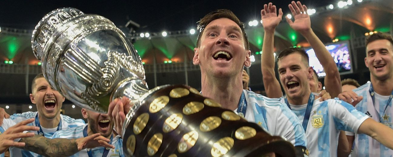 Lionel Messi and the summer that changed his football career