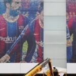 Lionel Messi in Paris: dark portrait of modern football
