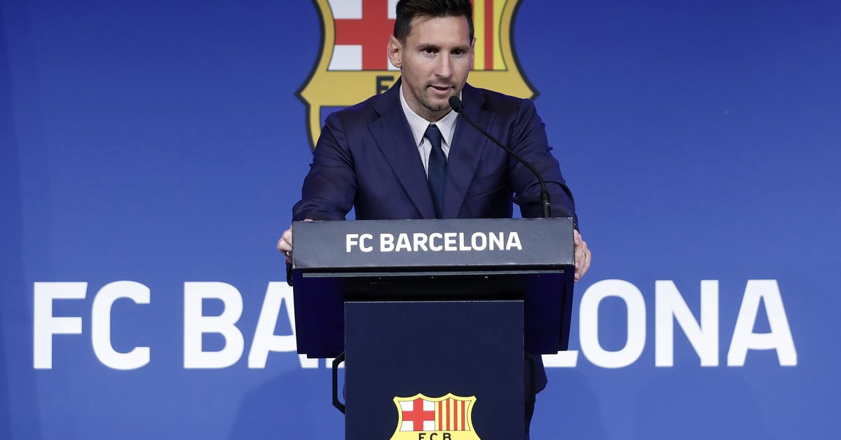 Lionel Messi reached an agreement with PSG for two years