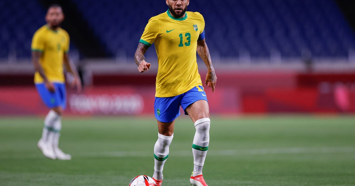 Long live Mexico you bastards This is how Dani Alves