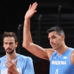 Luis Scola's achievements in his spectacular career with the Argentina team