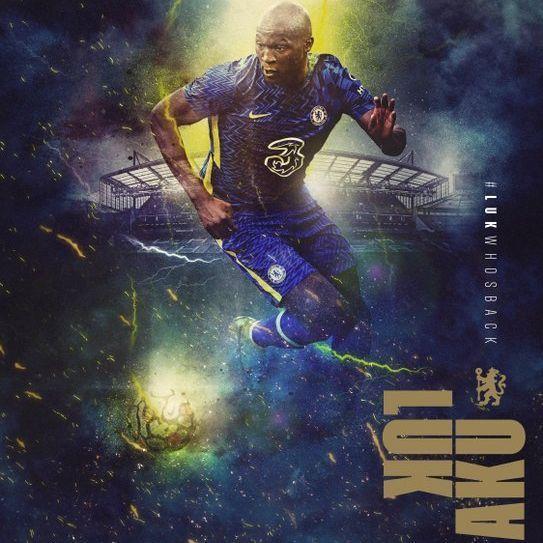 Lukaku returns to Chelsea from Inter Milan
