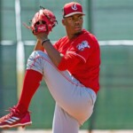 MILB: Fire! Reds prospect strikes out 10 and hits 102 MPH again