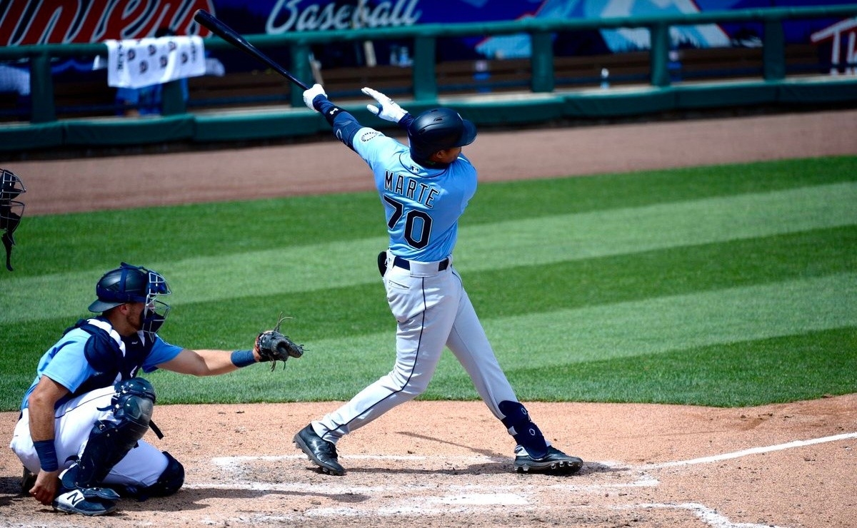 MILB: From another planet! Mariners prospect Noelvi Marte hits three HRs and drives in nine