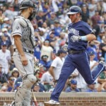 MLB: Call for the ball! Cubs Utility hits its first HR in four years