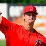 MLB: Discovery! Rookie reliever who fights his way with the Angels without making a lot of noise
