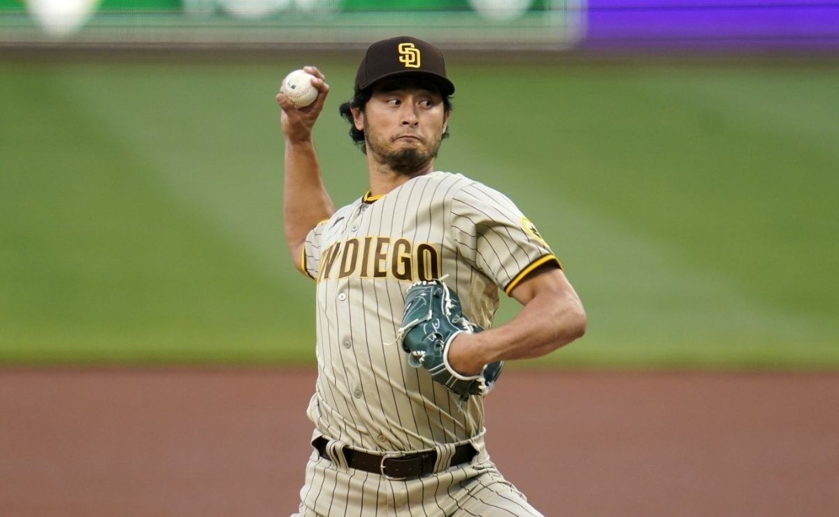 MLB Important loss in San Diego Yu Darvish goes on