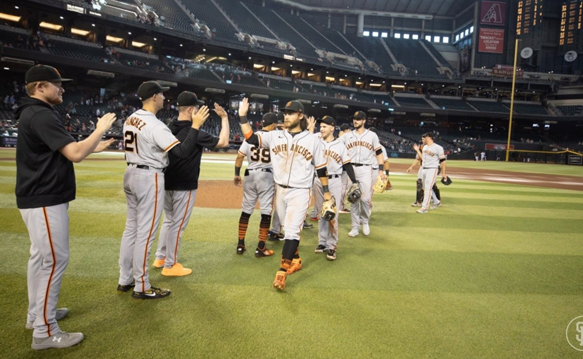 MLB: It was about time! Gigantes does something that hasn't happened since 1993