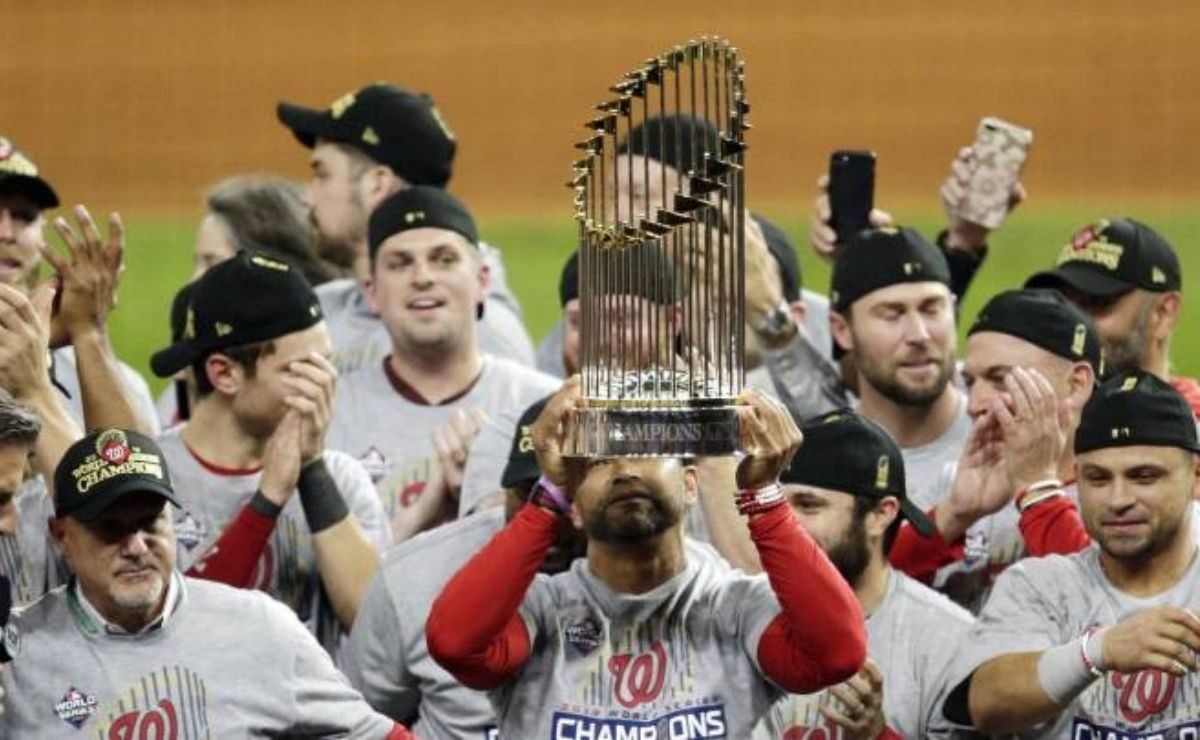 MLB Nationals Explain Team Dismantling Decision