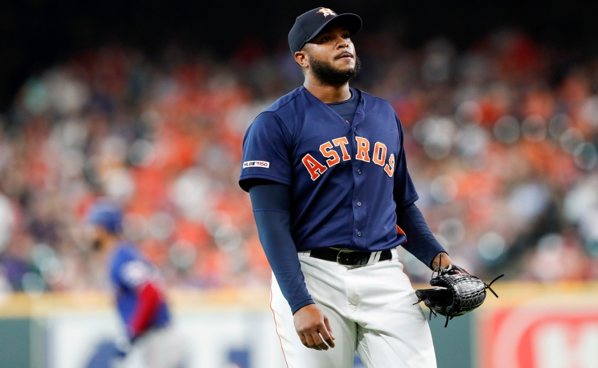 MLB: One more! Another reliever is about to join the Astros bullpen