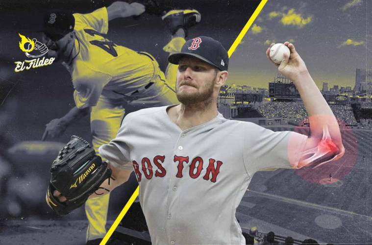 MLB: Red Sox fans dream again of Chris Sale's return