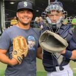 MLB: Sign it! Ichiro's most recent feat? Bullpen catcher!