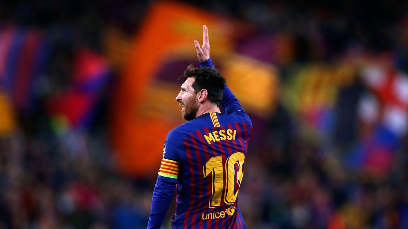 Manchester City and PSG dispute the signing of Messi