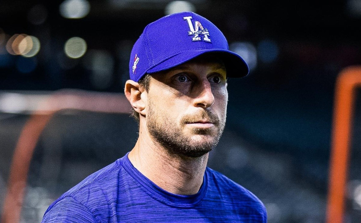 Max Scherzer will debut in Dodgers against opponents who can not see or paint