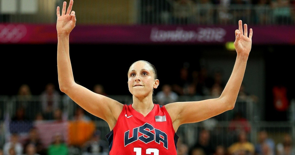Meet Diana Taurasi: She plays women's basketball for the United States but has Creole roots
