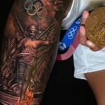 Meet Jaime Abarca, the Chivas tattoo artist, who spent eight hours with Alexis Vega
