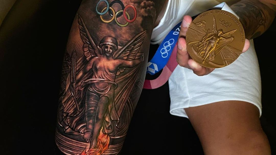 Meet Jaime Abarca the Chivas tattoo artist who spent eight