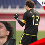 Memo Ochoa cries after winning Bronze medal with Mexico   VIDEO