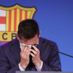 Messi: 'I would have liked to hear a last ovation from the Camp Nou'