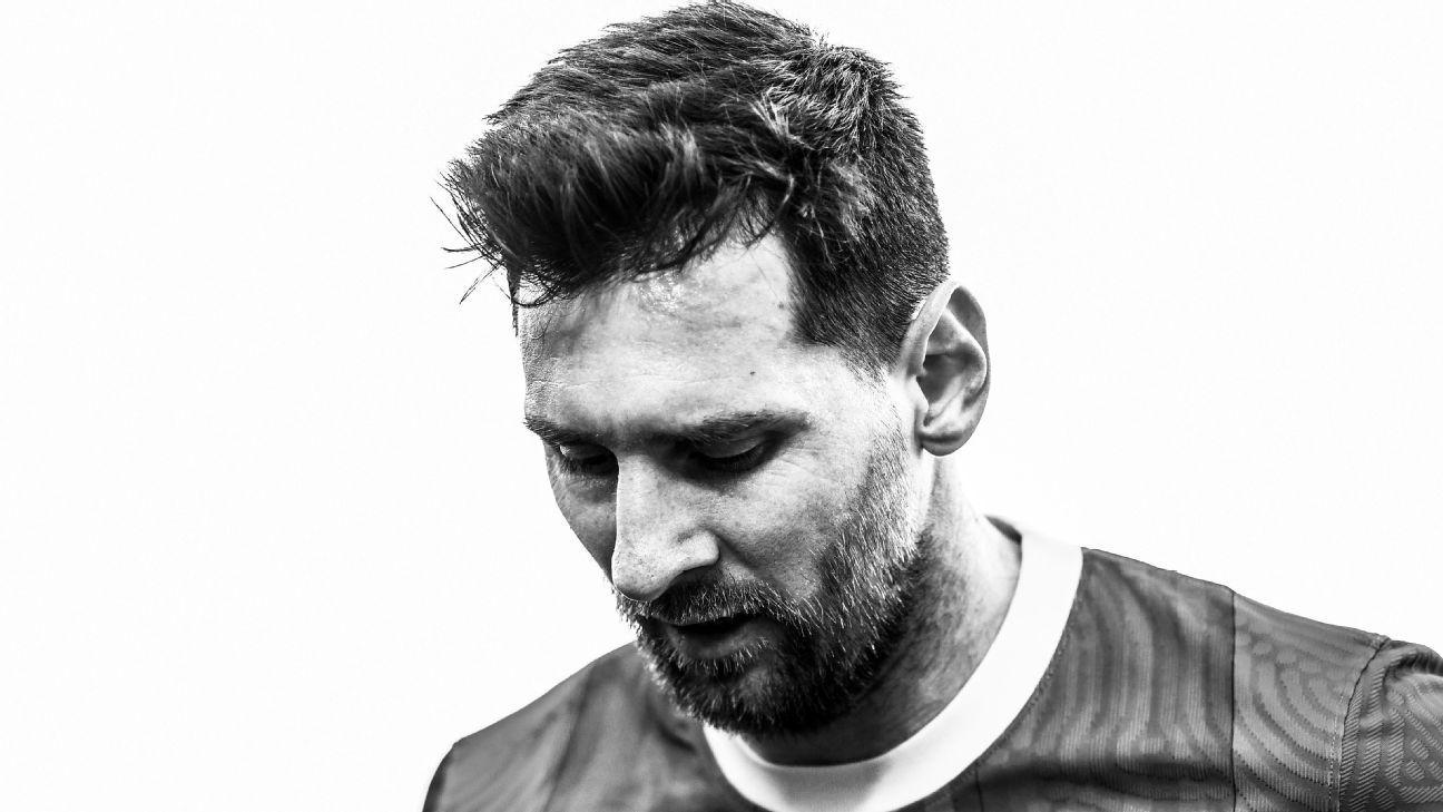 Messi The loss