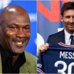 Messi helps Michael Jordan regain his fortune by signing with PSG