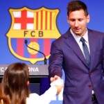 Messi leaves ... because they didn't let him stay