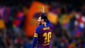 Messi will say goodbye to Barcelona this Sunday