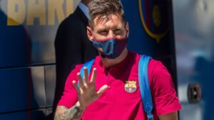 Messi's goodbye: A novel that is far from over