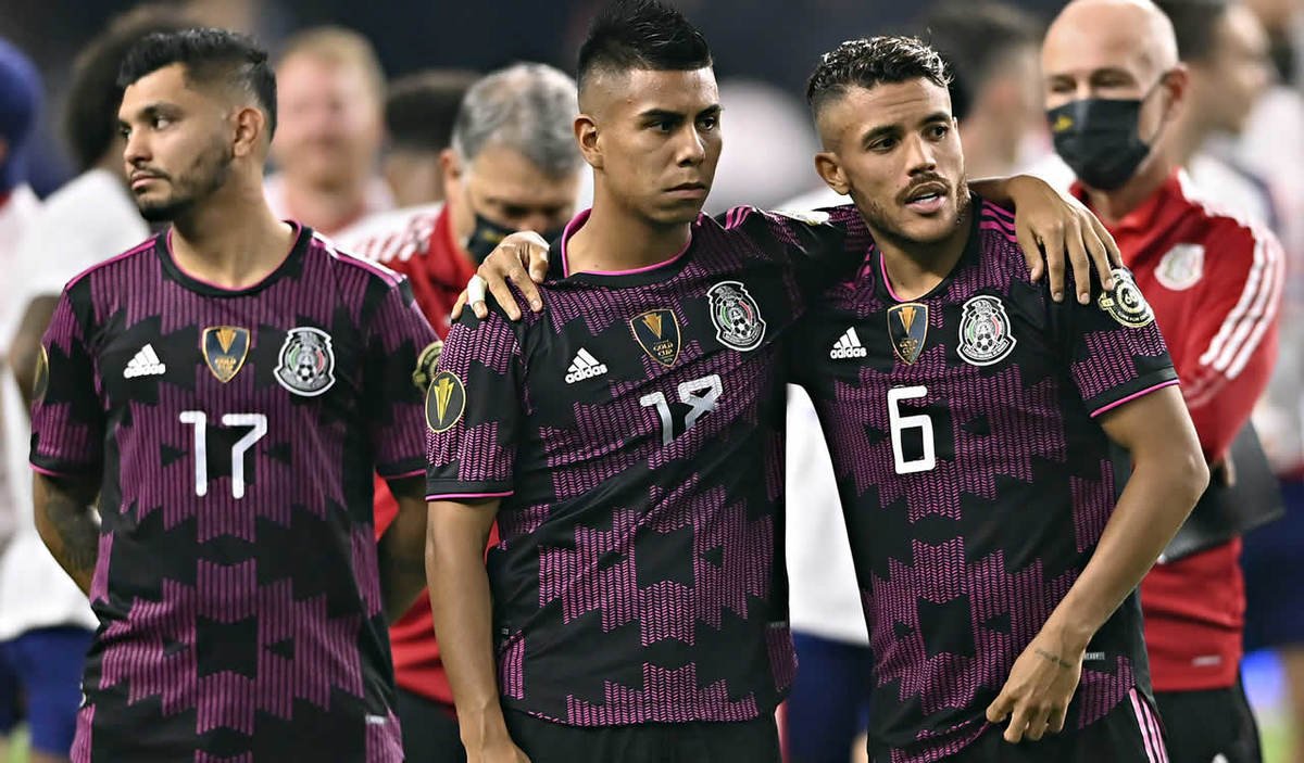 Mexican team. Schedules of matches heading to Qatar 2022 revealed