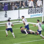 Mexico loses to the United States in the 2021 Gold Cup final