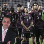 Mexico lost Gold Cup and revive Martinoli's 7-0 speech
