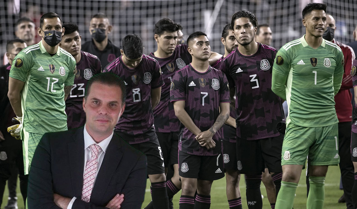 Mexico lost Gold Cup and revive Martinolis 7 0 speech