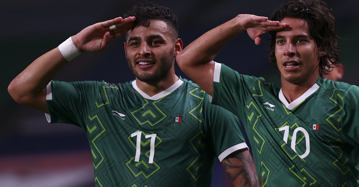 Mexico won the bronze medal with a formidable performance against