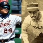 Miguel Cabrera equaled the record of the historic Harry Stovey in the Major Leagues
