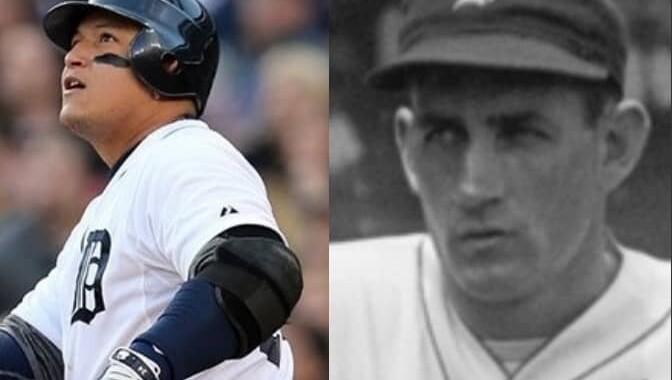 Miguel Cabrera surpassed Charlie Gehringer's ticket mark in MLB