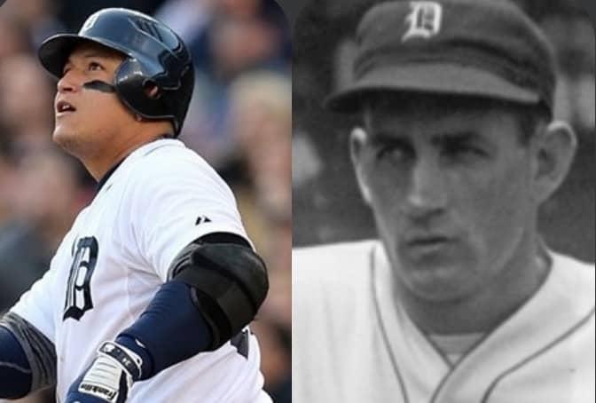 Miguel Cabrera surpassed Charlie Gehringers ticket mark in MLB