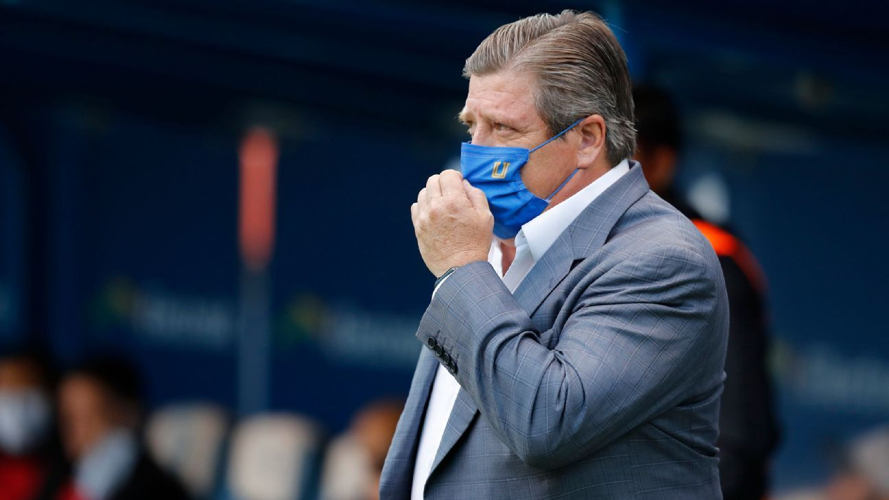 Miguel Herrera knows that the Tigres fans are upset but