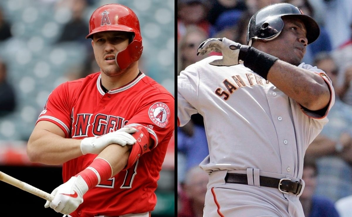 Mike Trout has more home runs than Barry Bonds at age 30