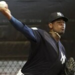 Mystery in Yankees! Team does not know what happens with Luis Severino and his injury