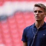 Odegaard and Arsenal, very hot