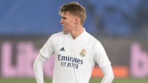 Odegaard doesn't pass the cut