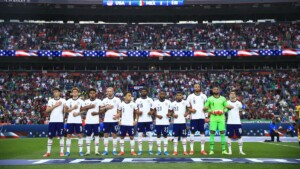 Official calendar of the USA National Team for CONCACAF Qualifiers