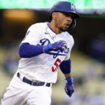 Oh no! Mookie Betts is nowhere near going on the Dodgers DL yet again