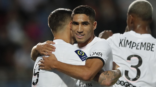 PSG and Keylor Navas debut with triumph while waiting for