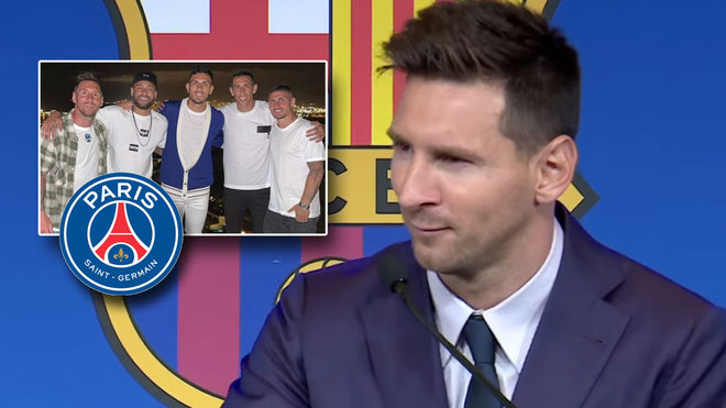 PSG formalizes the offer to Messi and hopes to close