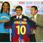 PSG has not sold its 'cracks' since the departure of Ronaldinho in 2004