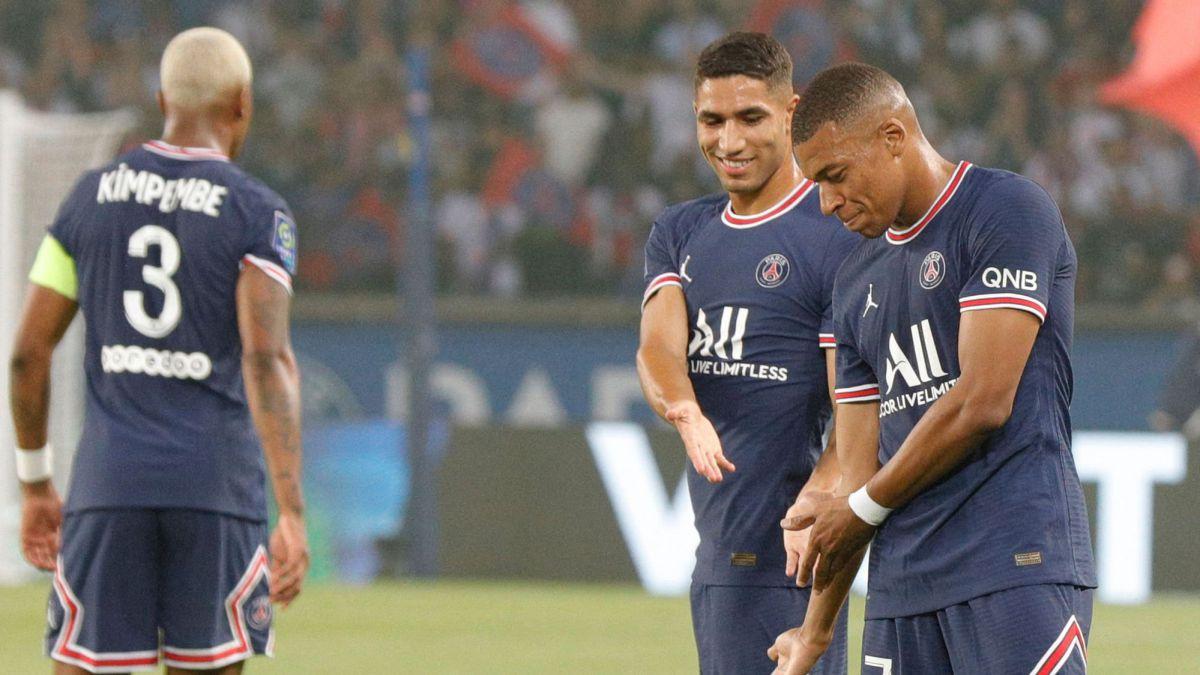 PSG suffers but beats Strasbourg