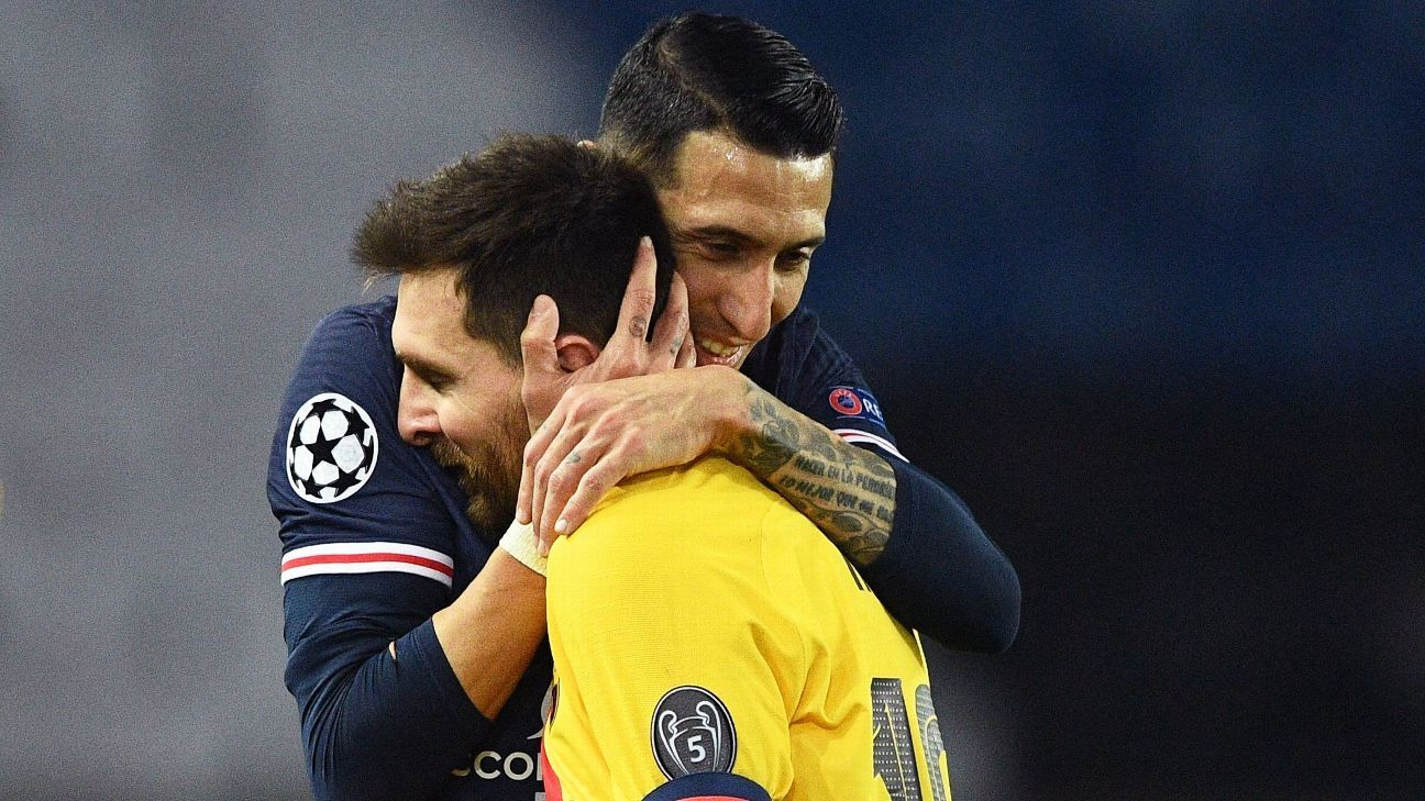 PSG would communicate to its players the imminent arrival of