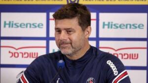 Pochettino confirms PSG's interest in Messi